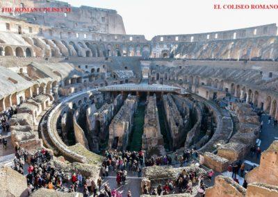 COLISEUM ARENA ROME - ARENA COLISEO ROMA