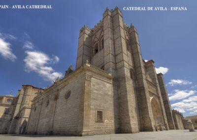 cattedrale avila