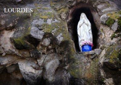 lourdes grotta